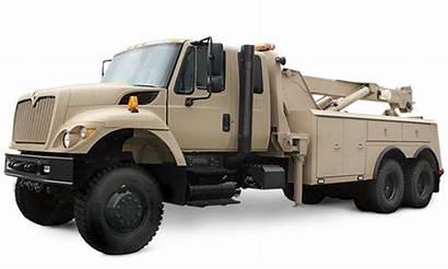 Recovery Vehicle 7000 Mv Navistar Truck Vehicles
