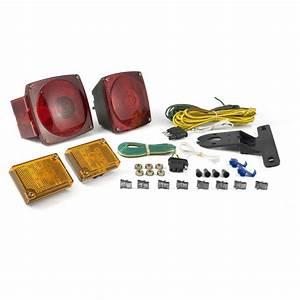 Curt U2122 Universal Brake Controller Wiring Kit