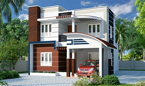 home desings 1650 sq ft contemporary 3 bhk home designs veeduonline