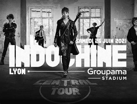 Get the indochine setlist of the concert at accor arena, paris, france on may 29, 2021 and other indochine setlists for free on setlist.fm! Le Groupe INDOCHINE en concert le 26 juin 2021 au Groupama ...