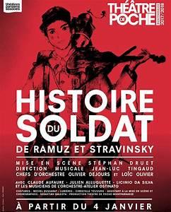 Theatre Poche Montparnasse : l histoire du soldat au th tre de poche montparnasse ~ Nature-et-papiers.com Idées de Décoration