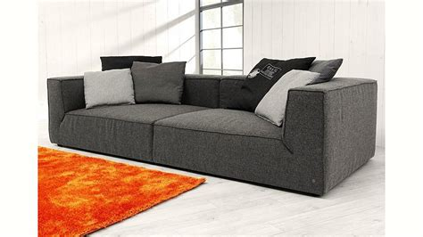 tom tailor big cube tom tailor big sofa 187 big cube 171 wahlweise mit sitztiefenverstellung cnouch
