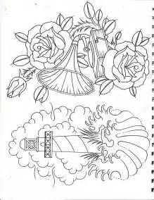 Flash Tattoo Sketches and Drawings