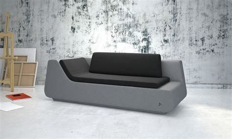 canap milo mobilier table canape design gris