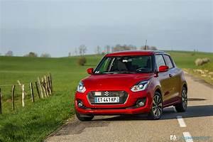 Suzuki Swift Boite Automatique : suzuki swift quelques mots sur la bo te auto blog automobile ~ Gottalentnigeria.com Avis de Voitures