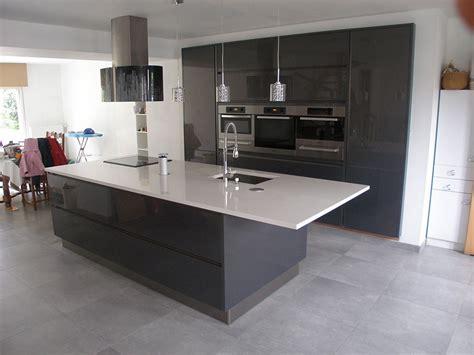 quartz cuisine cuisine en quartz cuisine idées de décoration de