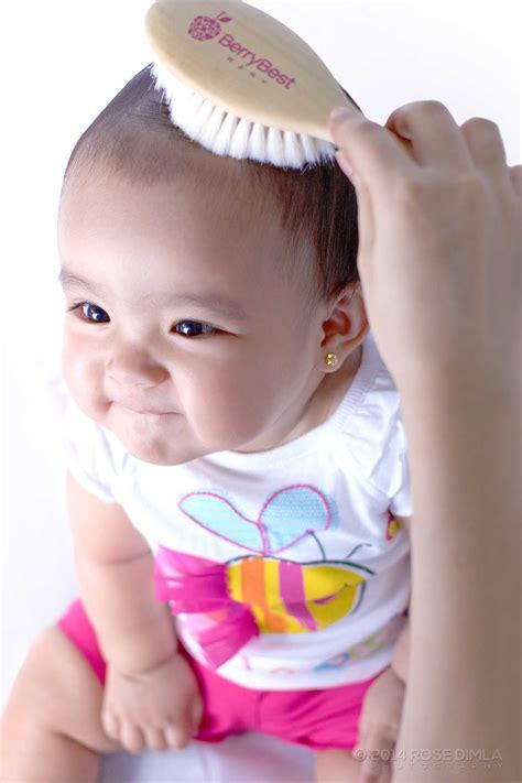 5 Fascinating Reasons To Brush Your Baby's Hair Regularly