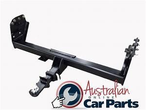 Tow Bar  U0026 Wiring Suitable For Mitsubishi Triton Genuine Ml