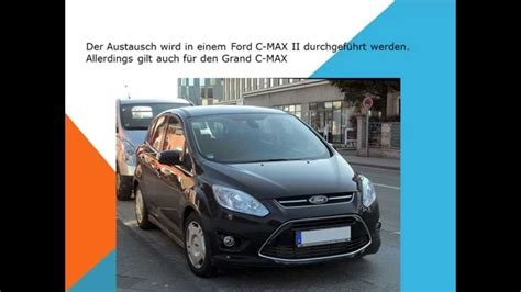 ford  max ii und grand  max innenraumfilter pollenfilter
