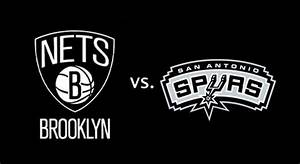 Barclays Center Brooklyn Nets Vs San Antonio Spurs