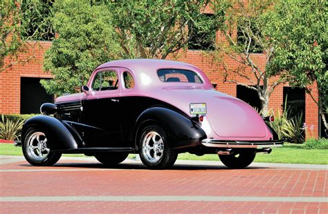 Chevrolet Rods by 1938 Chevrolet Chevy Coupe Rod Rods Custom Usa