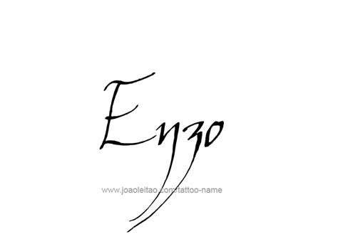 tattoo design  enzo png
