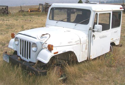 Postal Jeep Mail Truck for Sale
