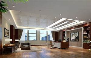 Modern Ceo Interior Design With Ceiling Design For Modern ...
