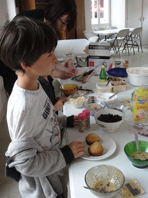 atelier cuisine parents enfants atelier cuisine parents grands parents enfants 12 juillet association la cle vergt
