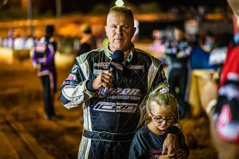 TO THE HALL: Lanigan Leads National Dirt Late Model Hall ...
