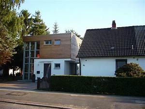 Moderner Anbau An Altbau : anbau an ein doppelhaus ~ Lizthompson.info Haus und Dekorationen