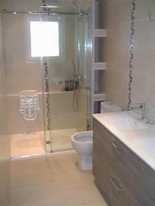 Plan Salle De Bain 4m2 : emejing salle de bain 4m2 avec baignoire ideas amazing ~ Nature-et-papiers.com Idées de Décoration