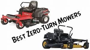 Top 10 Best Zero-turn Mowers For 2019