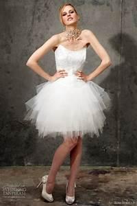 Rosi strella 2012 wedding dresses wedding inspirasi for Tutu wedding dress