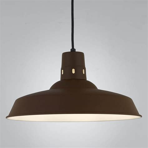 27 quot w x 18 quot h vented warehouse pendant light modern