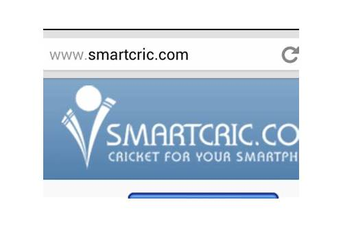 smartcric for iphone