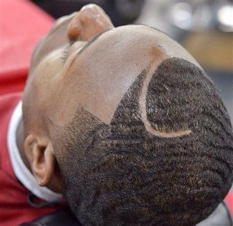 Pin Black Men Haircuts
