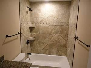 Bathroom: Small Bathroom Tile Ideas To Create Feeling Of ...