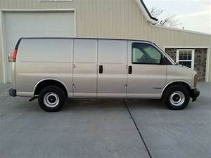 Buy Used 1998 Chevy Express 1500 Cargo Van Only 60 000 Miles In Christiansburg  Virginia  United
