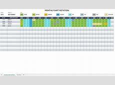 Employee Schedule Template Google Docs schedule template