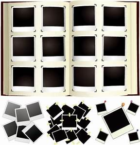 Album Photo Polaroid : vector polaroid photo album free vector in encapsulated postscript eps eps vector ~ Teatrodelosmanantiales.com Idées de Décoration