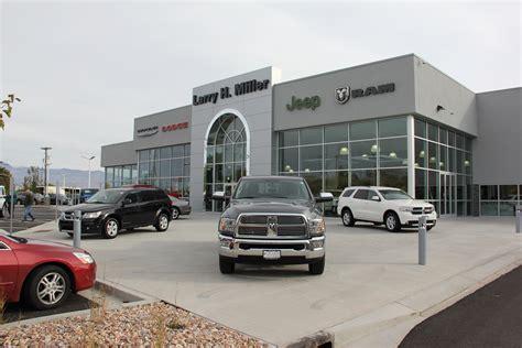 Larry H Miller Chrysler Jeep Dodge Ram Riverdale Opens
