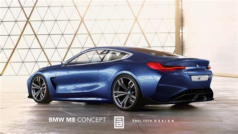 Bmw M8 Concept, Ábel Tóth