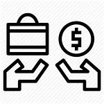 Sell Icon Link Icons Marketing 512px Data