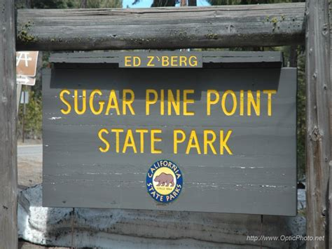 Less than 1 mile away. Sugar Pine Point State Park, a California State Park ...