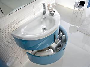 Meuble Pour Petite Salle De Bain : meuble vasque pour petite salle de bain carrelage salle ~ Premium-room.com Idées de Décoration