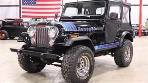 1980 Jeep Cj5 Renegade Black