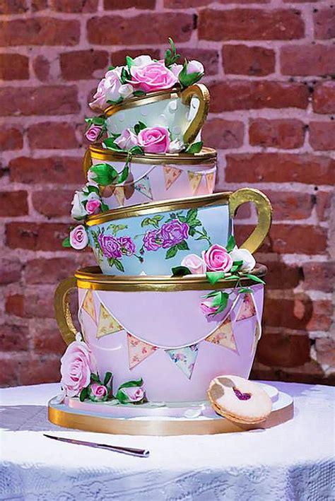 42 Eye Catching Unique Wedding Cakes Cakes Unique