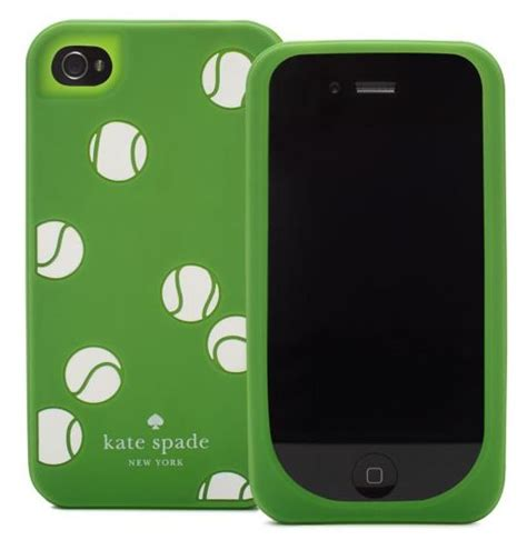 kate spade iphone cover kate spade new york tennis iphone 4 tennis