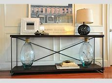 Modern Entryway Table With Mirror — Home Design Making a