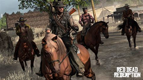 Red Dead Redemption Wallpapers Images Photos Pictures