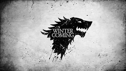 Stark Thrones Winter Coming Fire Ice Song