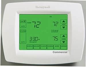 Honeywell Heat Pump Thermostat Installation Instructions