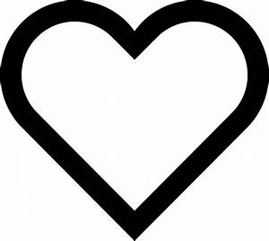 Boost.empty Heart Svg Png Icon Free Download (#267302 ...