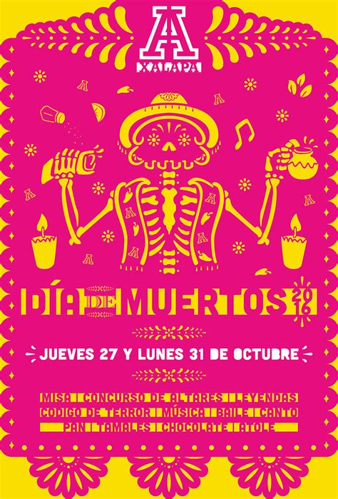 Festejo de Día de Muertos | Universidad Anáhuac Veracruz