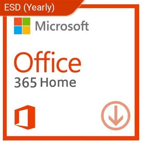 microsoft office 365 home yearly subscription softvire au