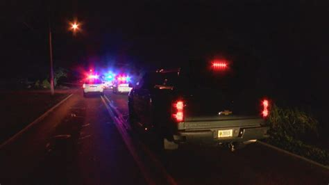 Overnight Motorcycle Crash Leaves One Dead
