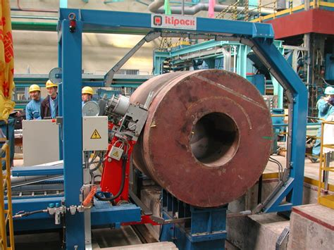strapping machine  coils itipack