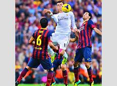 Barcelona Vs Real Madrid Live Blog Highlights Score