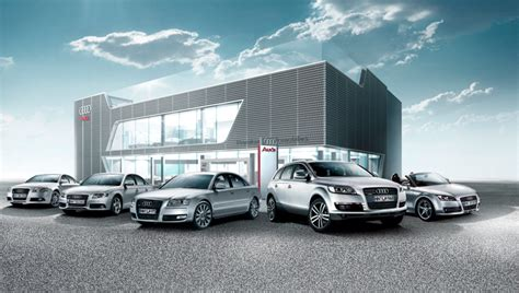 And The Award For The Biggest Audi Showroom Goes To